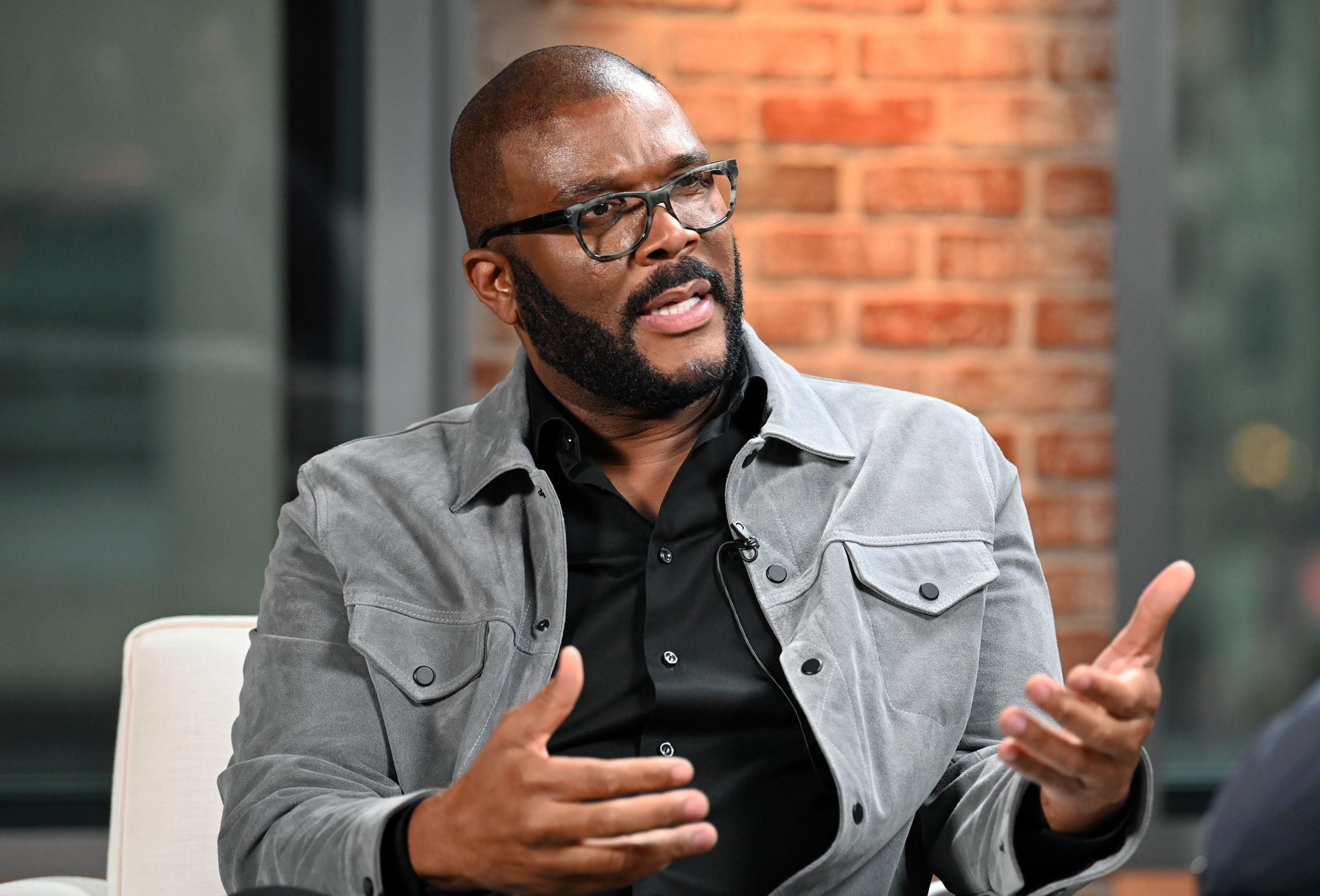 Tyler Perry: o negro mais rico de Hollywood